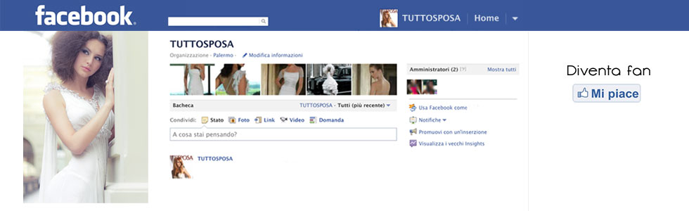 TuttoSposa on facebook